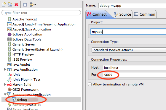 Debugging Maven Unit Test in Eclipse / STS | Otherwise I'll Forget